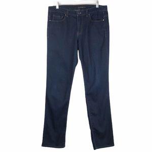 """Calvin Klein Jeans Straight Leg 10"""" High-rise Jean"""